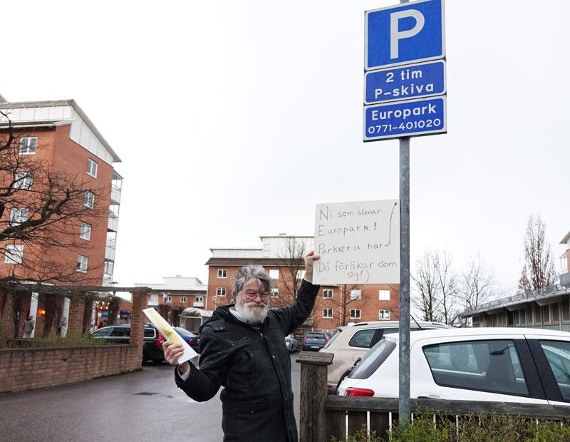 parkering lidingö centrum